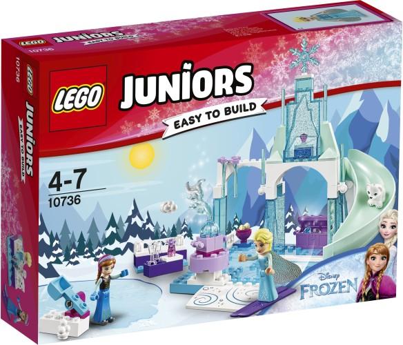 Anna & Elsa´s Bevroren Speeltuin Lego (10736)