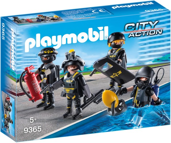 SIE-team Playmobil (9365)