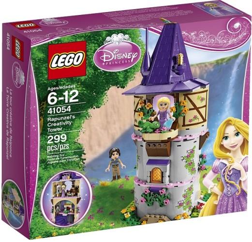 Rapunzels Toren van Creativiteit Lego 41054