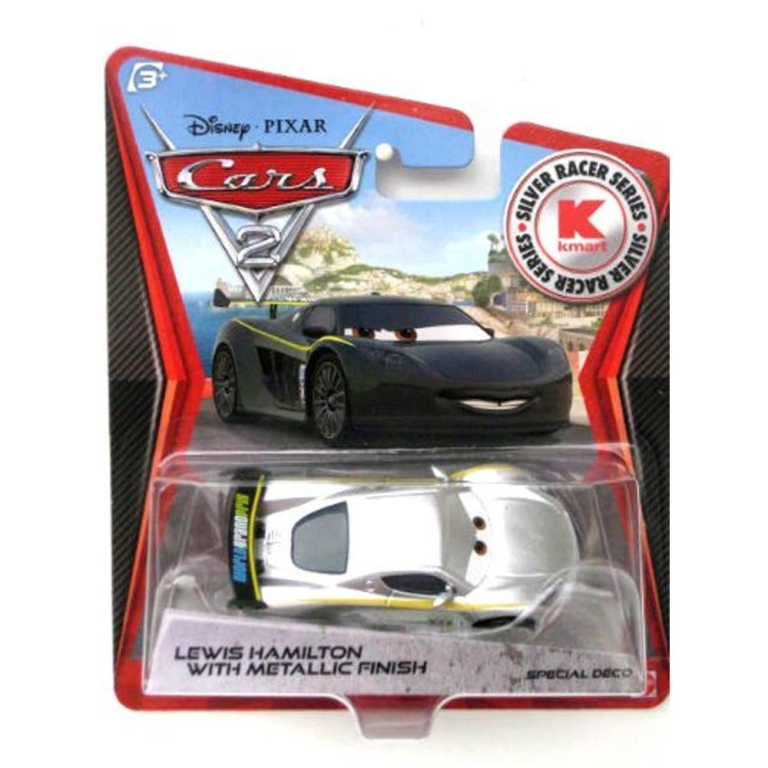 Silver Hamilton Cars 2