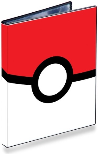 Pokemon verzamelmap 4-pocket Pokeball (E85247-P)