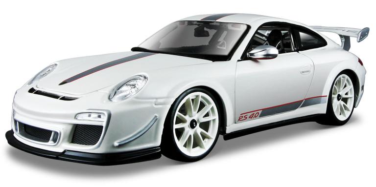 PORSCHE 911 GT3 RS 4.0 2012-BBURAGO(1:18)