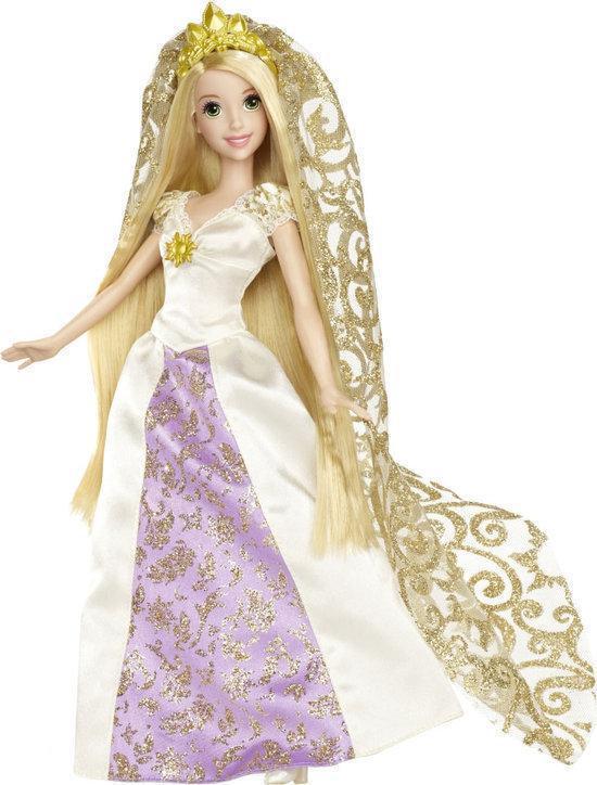 Disney Rapunzel Bruid (DISN663956)