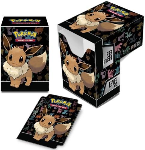 Pokemon deckbox Eevee (E84924)