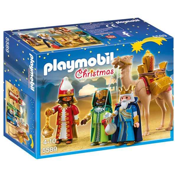 Koningen met cadeaus Playmobil (5589)