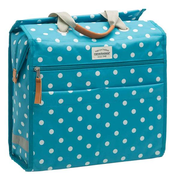 TAS NEW LOOXS LILLY POLKA BLUE,