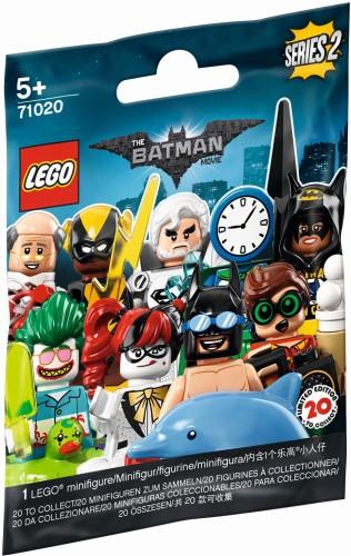 Minifigures Batman Lego serie 2 (71020)