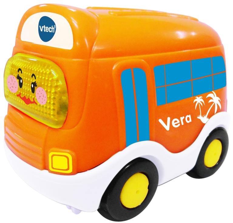 Toet toet auto Vtech Vera Vakantiebus 12+ mnd
