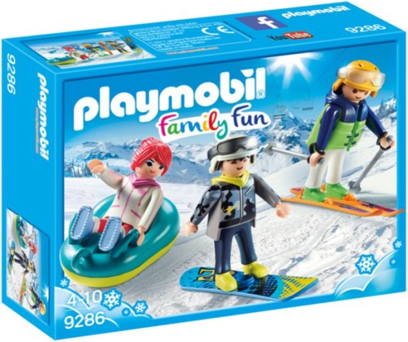 Wintersporters Playmobil (9286)