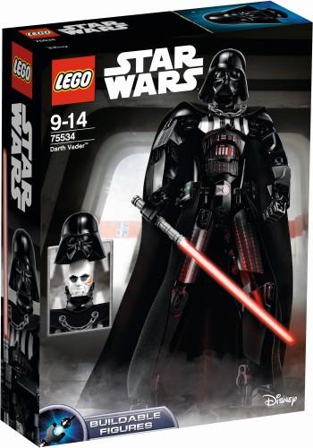 Darth Vader Lego (75534)