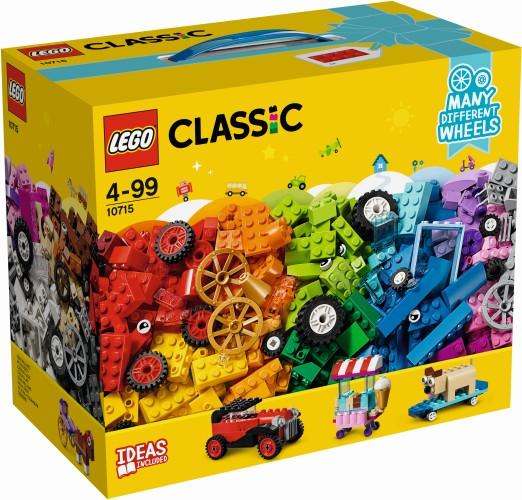 Stenen op Wielen Lego (10715)