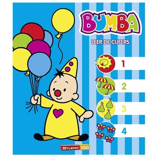 Boek Bumba Leer de Cijfers (BOEK340696)