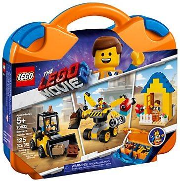 Emmets bouwdoos Lego (70832)