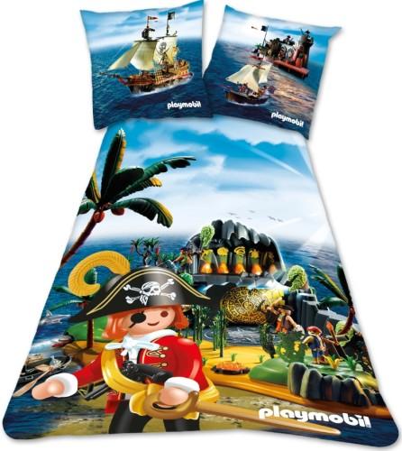 Playmobil Dekbed Playmobil Treasure Island