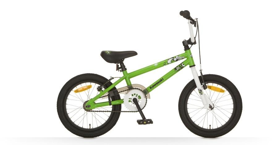 Kawasaki fietsBX Freestyle 16J Kraffity