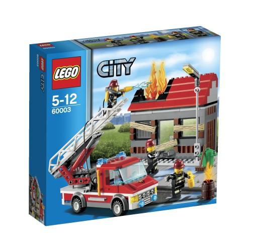 Lego Brandalarm Lego 60003