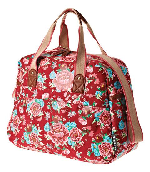 TAS BAS BLOOM CARRY ALL SCARLET ROOD 18L