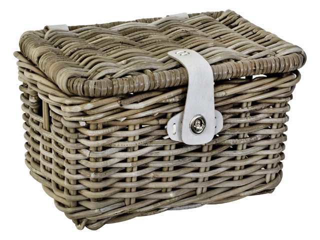 ROTAN MAND JUNIOR MET KLEP NATUREL