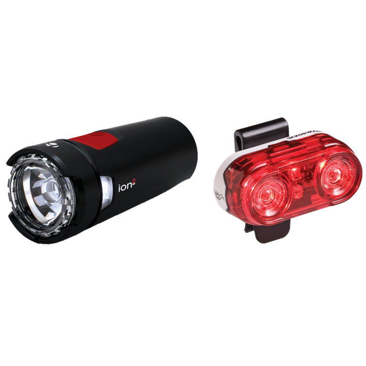 Light Bontrager Ion 2/Flare 3 LightSet