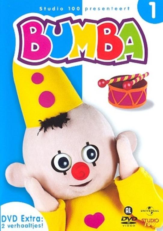 Dvd Bumba Deel 1 12 Avonturen (DVD3400096)