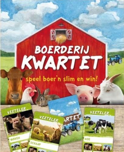 Kwartet Boerderij (88884)