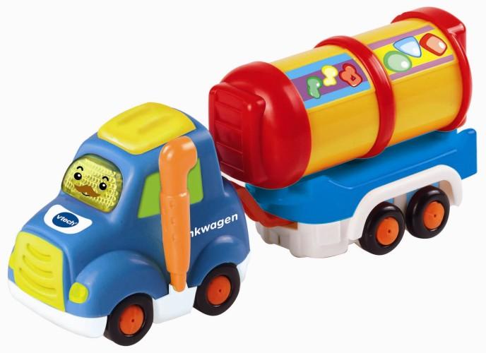 Toet toet auto Vtech Timo Tankwagen 12+ mnd