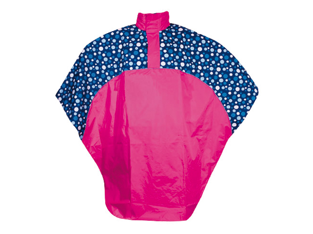 PONCHO DOT ONE SIZE
