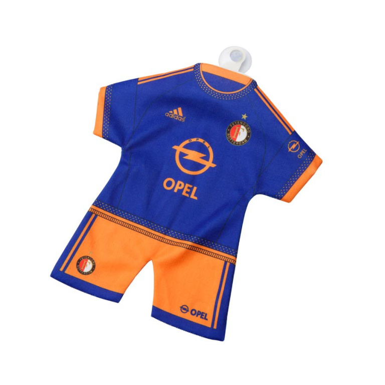 Feyenoord Minidress Feyenoord Away 2015/2016