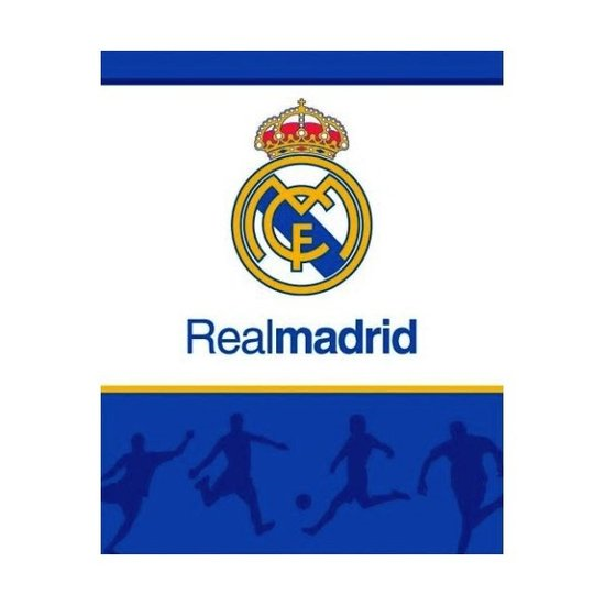 Plaid Real Madrid 150x120