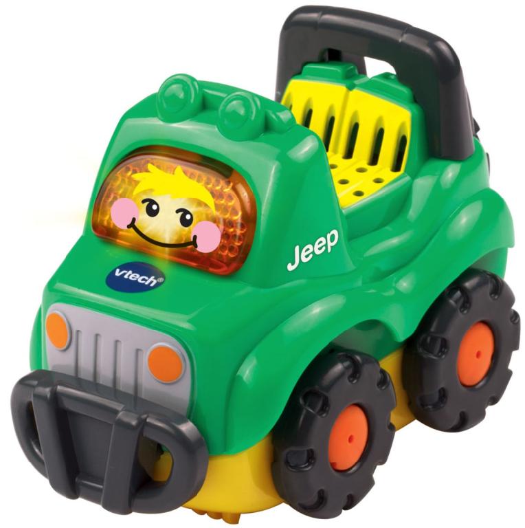 Toet toet auto Vtech Jimmy Jeep 12+ mnd