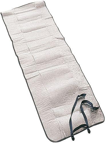 Strandmat Aluminium Zilver Coat