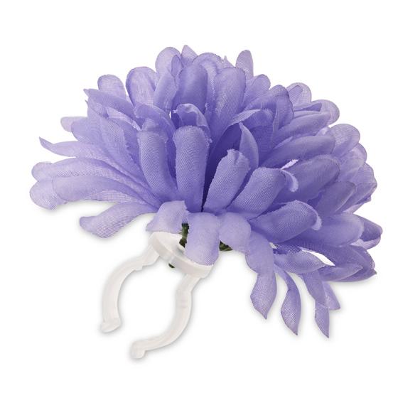 Basil losse bloem Dahlia lavendel