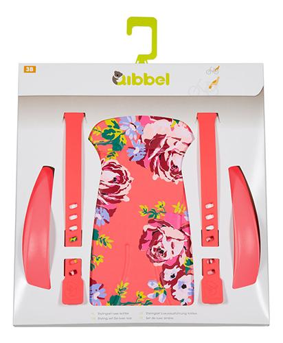Qibbel stylingset luxe Achterzitje Blossom Coral