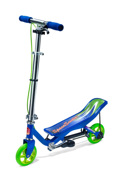 Space scooter junior (ESS1JrBu) blauw