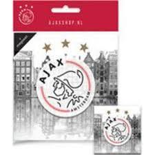 Giftcard Ajax met magneet grijs