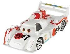 Character Cars 2 Shu Todoroki