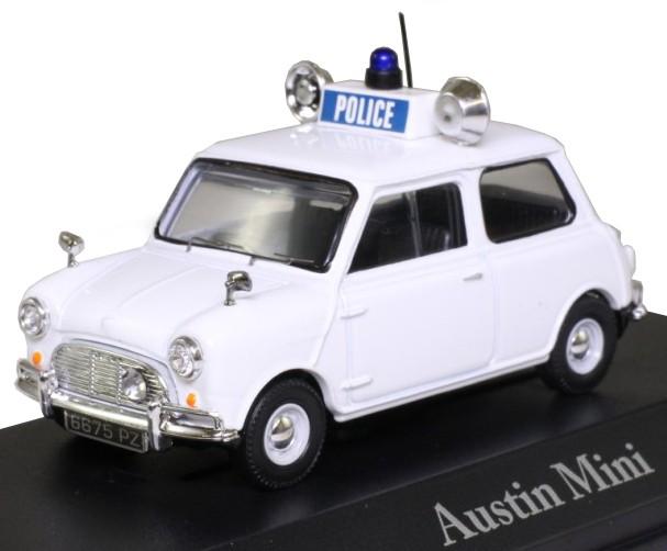 Austin MINI BRITISH POLICE (1:43)