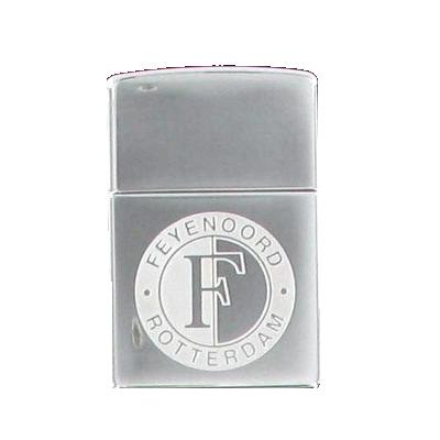 Zippo Feyenoord Classic logo Gegraveerd