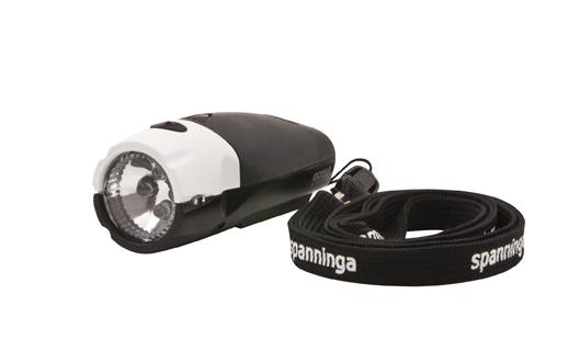 LAMP V SPANNINGA GOMA 4-LED MET FLEX-BEVESTIGING