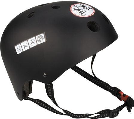 Fietshelm Skate Helm Aggressive XL 75CE-SL-BLACK-XL
