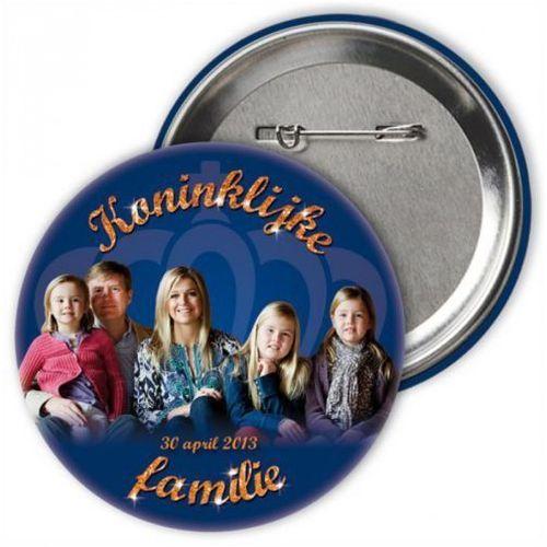 Button Koninklijke Familie