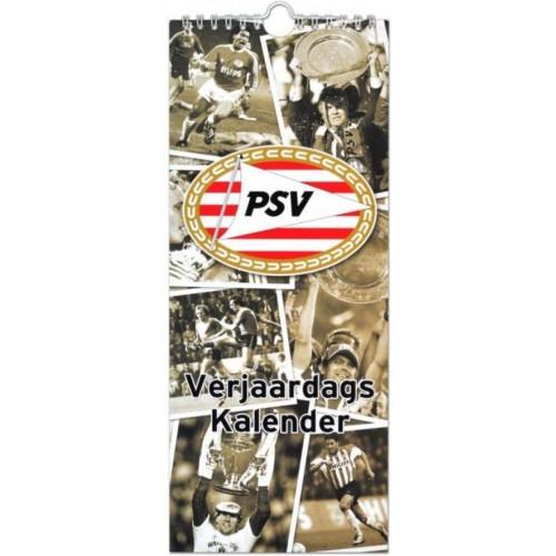 Kalender PSV Verjaarsdagkalender