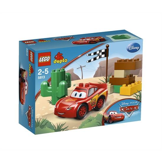 Lightning McQueen Duplo Lego 5813