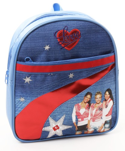 Rugzak/tas K3 Backpack Blauw