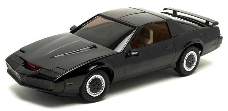 Pontiac FIREBIRD 1982 KNIGHTRIDER KITT ZWART(1:32)JADA
