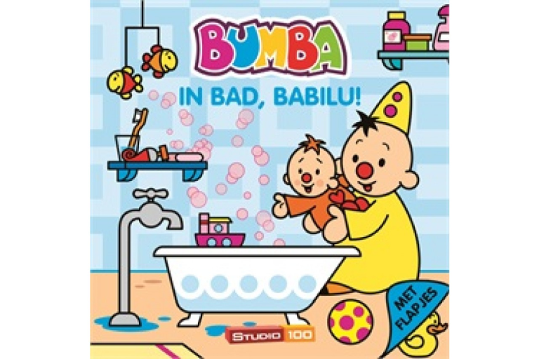 Boek Bumba in Bad Babilu