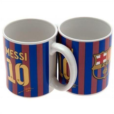 Mok Beker Barcelona Messi (MOK1800202)