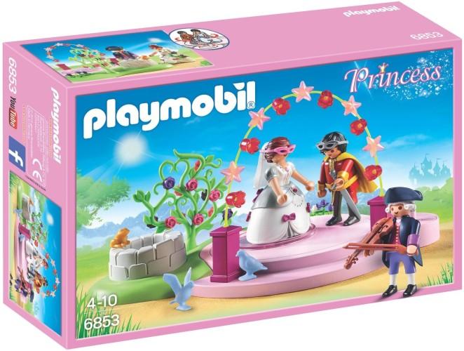 Gemaskerd koninklijk paar Playmobil (6853
