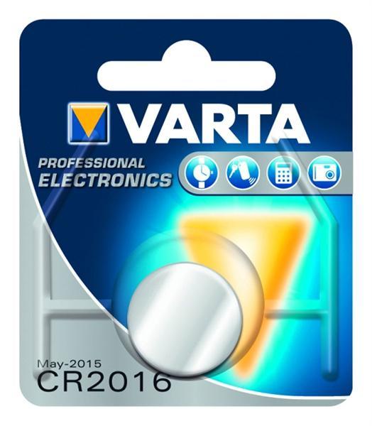 BATT VARTA KNOOP CR2016 SIGMA SENSOR WIEL