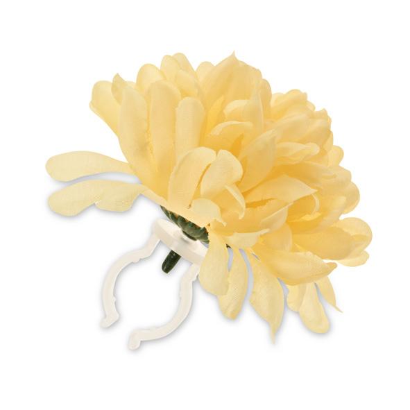 Basil losse bloem Dahlia geel